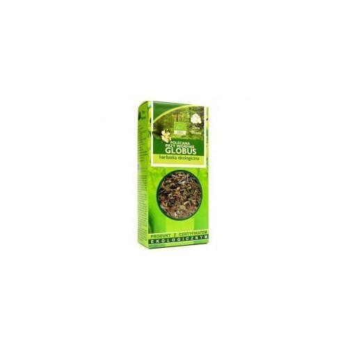 Herbata Globus przy migrenie 50g BIO DARY NATURY (5902741005267)
