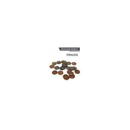 Drawlab entertainment Metalowe monety - pirackie (zestaw 24 monet)