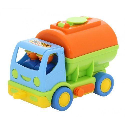 Samochód z cysterną Moja pierwsza Ciężarówka w siatce (4810344005441)