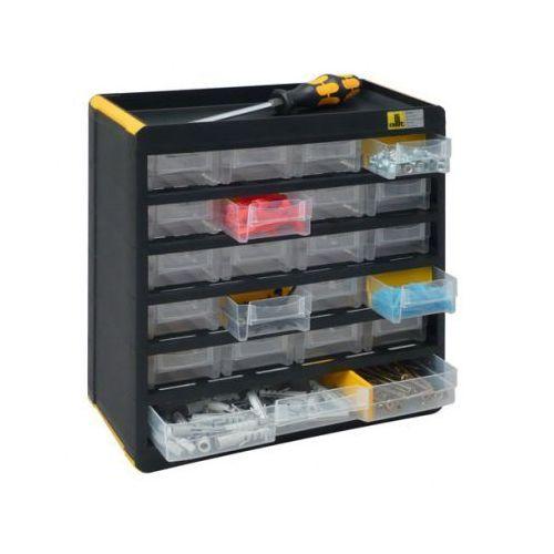 Plastikowe szafki z pojemnikami (4005187651201)
