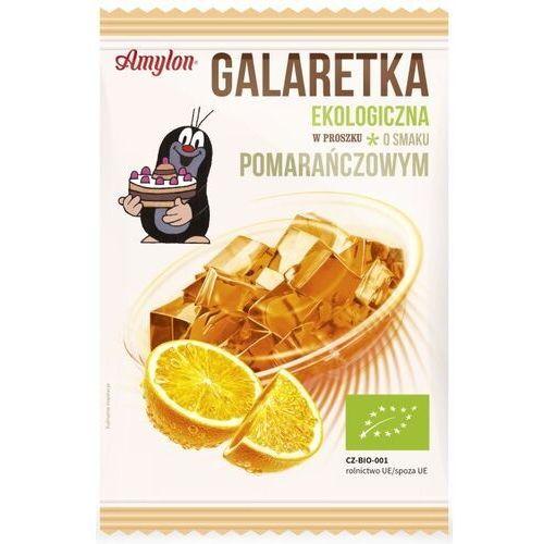 Galaretka Pomarańczowa Ekologiczna 40g BIO EKO Amylon