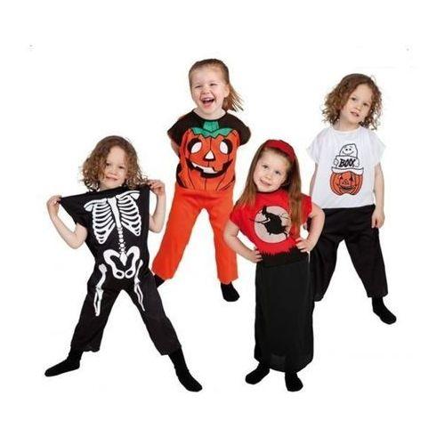 Stroje halloween 4-6 lat (różne wzory), przebrania / kostiumy dla dzieci, odgrywanie ról marki Aster