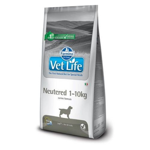 Farmina vet life neutered 1-10kg canine 10kg