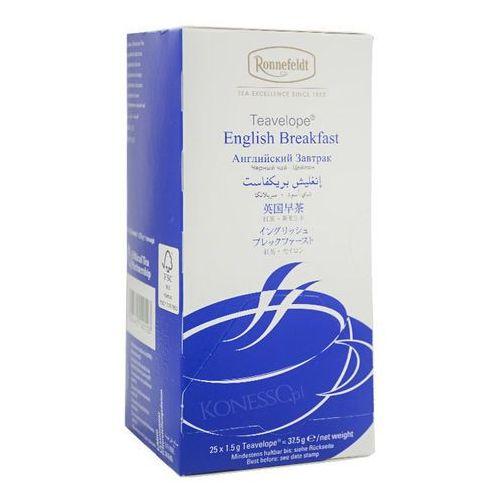 Czarna herbata Ronnefeldt Teavelope English Breakfast 25x1,5g