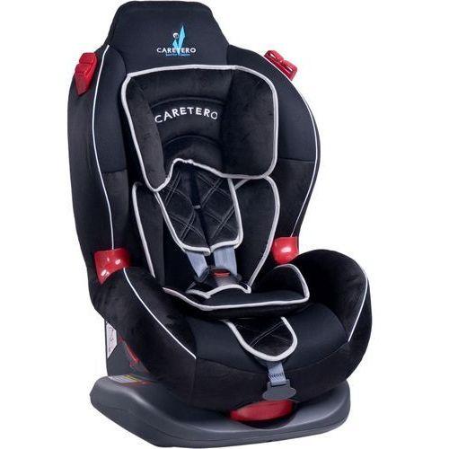 Fotelik samochodowy CARETERO Sport Turbo czarny + DARMOWY TRANSPORT! - produkt z kategorii- Pozostałe foteliki samochodowe i akcesoria
