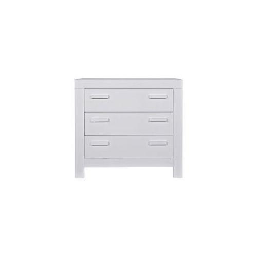 Woood Komoda z szufladami NEW LIFE biała 363405-GOW