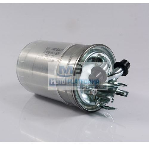 Filtr paliwa - BOSCH - 0 986 450 509 (0986450509) - AUDI / SKODA / VW - 2.5TDI; 3.3TDI - produkt z kategorii- Filtry paliwa