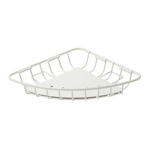 Koszyk narożny goodhome koros biały marki Cooke&lewis