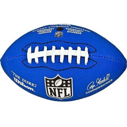 Piłka do futbolu amerykańskiego  nfl mini game ball replika wtf1631 niebieska, marki Wilson