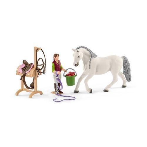Schleich Szkoła jeździecka z jeźdzcami i końmi -