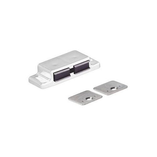 Hettich Zatrzask magnetyczny 14 x 21 x 58 mm / meblowy magnetyczny szer. 15 x dł. 46 x wys. 13,5 mm