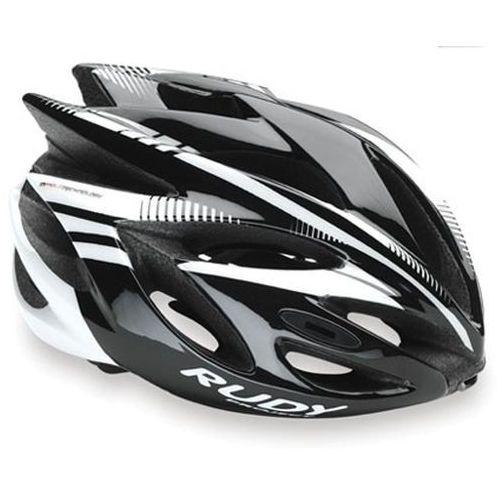 Rudy Project Rush Mips Kask rowerowy biały/czarny L   59-61cm 2018 Kaski rowerowe (0655586039403)