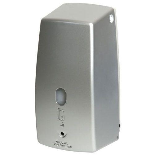 00589 dozownik do mydła bezdotykowy 500ml metalic marki Bisk