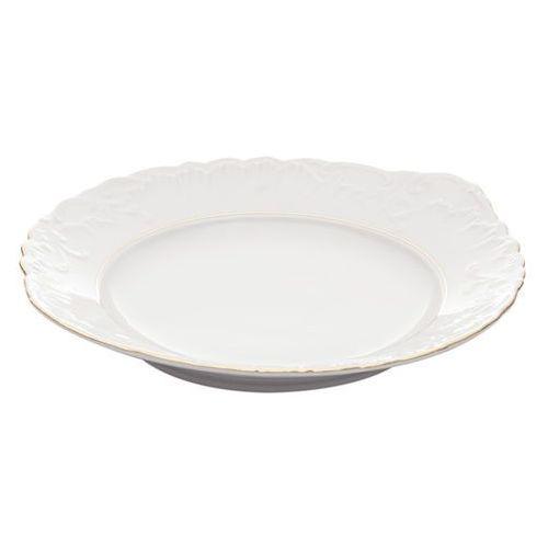 Ćmielów rococo 3604 talerz do ciasta 29 cm