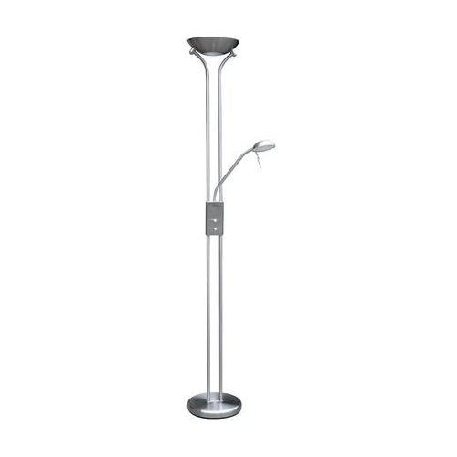 Lampa stojąca podłogowa Rabalux Beta 1x230W R7S+1x30W G9 sat.chrom 4075 (5998250340753)