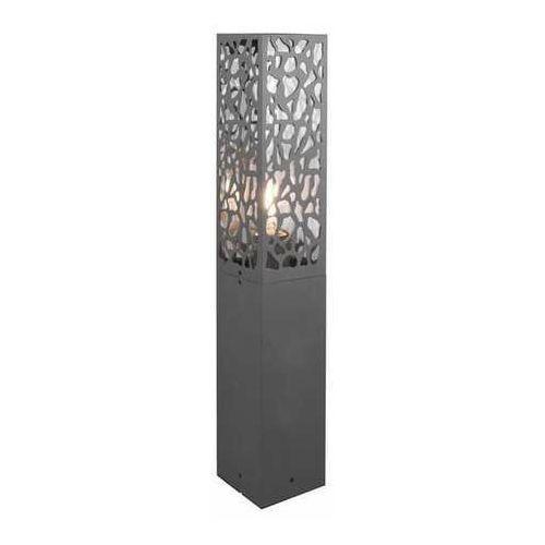 cooper 507360142 lampa stojąca zewnętrzna 1x40w e27 antracytowa marki Trio