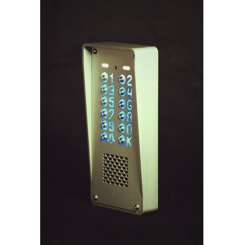 Radbit ex nt cyfrowy domofon wielorodzinny z szyfratorem