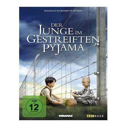 Chłopiec W Pasiastej Piżamie [DVD] (4006680060644)