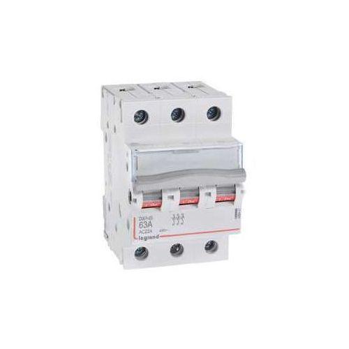 Rozłącznik modułowy 63a 3p fr303 004350/406467 marki Legrand
