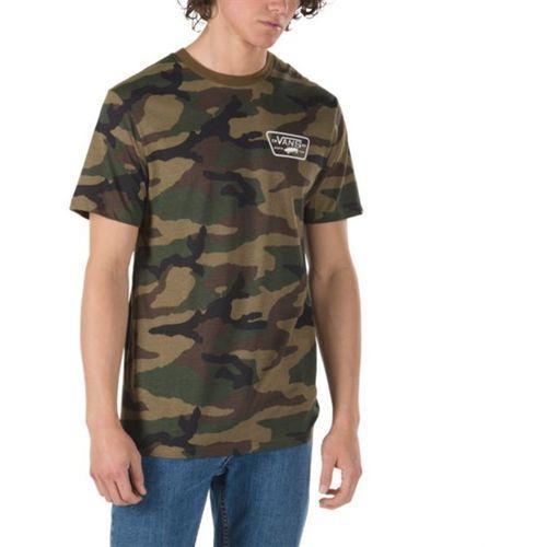 Koszulka - full patch back s camo/white (c9h) rozmiar: xl marki Vans