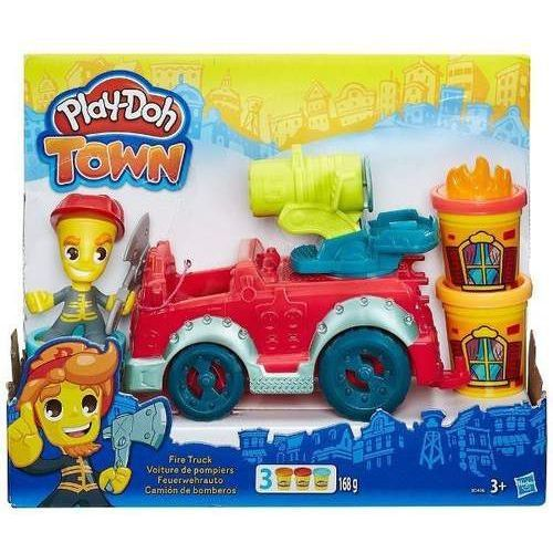 PlayDoh Town, Wóz strażacki
