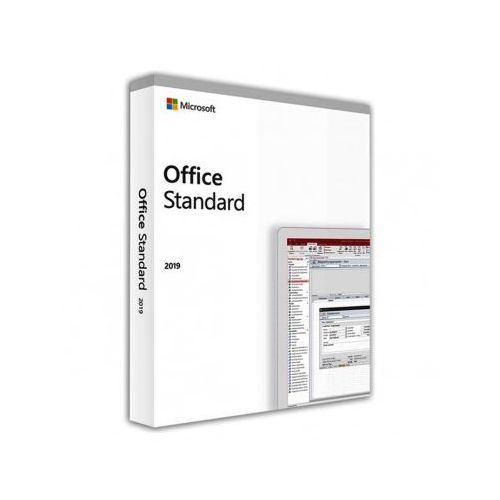 Microsoft Office 2019 Standard (0760947037469)