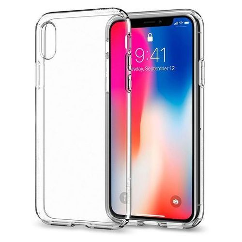 Sgp - spigen Spigen sgp liquid crystal crystal clear | obudowa ochronna dedykowana dla modelu apple iphone x / 10 - crystal clear