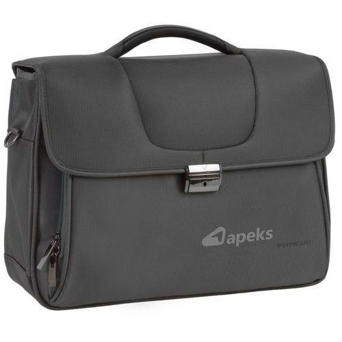 Roncato clio torba na laptopa 15,6'' / teczka 3kom. / grafitowa - antracite (8008957429525)