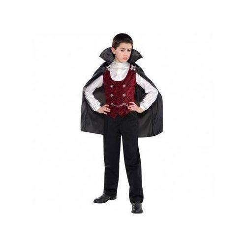 Kostium Mroczny Wampir dla chłopca - 5/7 lat (116) (0013051491888)