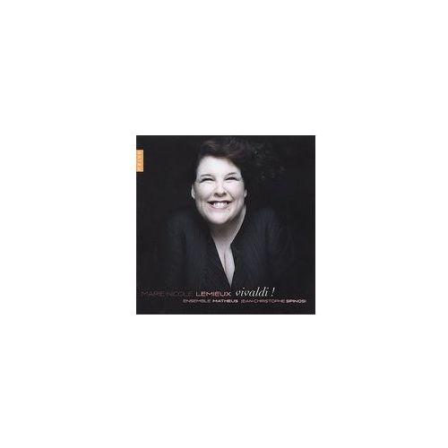 Marie - Nicole Lemieux: My Vivaldi Portrait