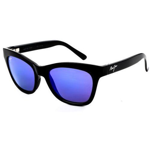 Okulary słoneczne sweet leilani polarized b722-02 marki Maui jim