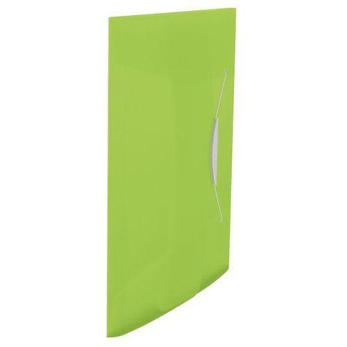 Teczka z gumką Esselte Vivida 15 mm, zielona 624041