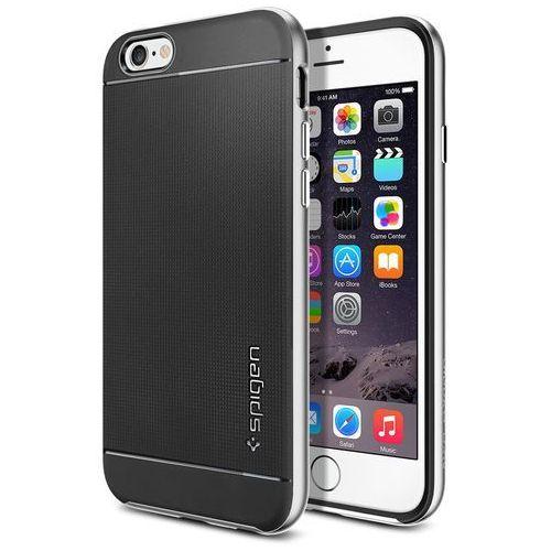 Spigen sgp Etui spigen do iphone 6 case neo hybrid series satynowo-srebrny