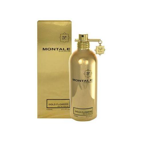 Montale  paris gold flowers woda perfumowana 100ml unisex