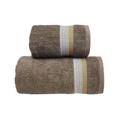 Ręcznik bawełniany Greno Ombre Brązowy (5905164036603)