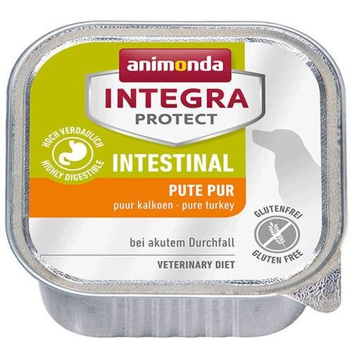 Animonda Integra Protect Intestinal Pute Pur dla psa 150g, 662