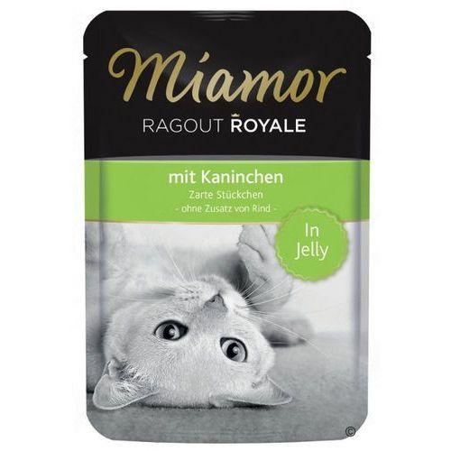 Miamor Ragout Royale Królik 100g