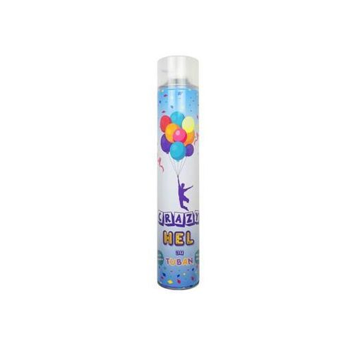 Puszka do samodzielnego napełniania balonów helem