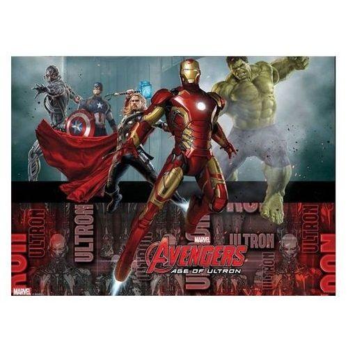 Obrus urodzinowy Avengers 2 - 120 x 180 cm - 1 szt. (5201184853986)