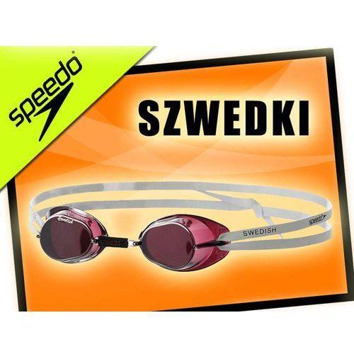 Speedo Okulary szwedki do pływania mirror