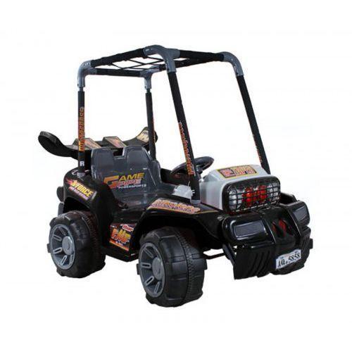 Samochód electric buggy czarny wyprodukowany przez Arti