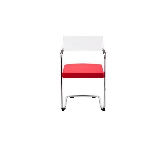 Krzesło WAIT pc - do poczekalni i sal konferencyjnych, konferencyjne, na nogach, stacjonarne