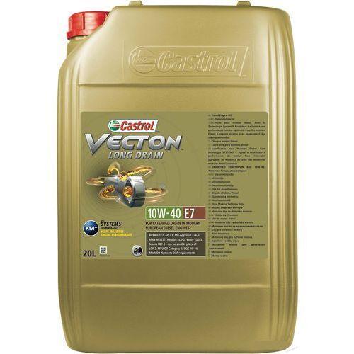 Olej  vecton long drain 10w40 e7 20 litrów (enduron 10w40) !odbiór osobisty kraków! lub wysyłka marki Castrol