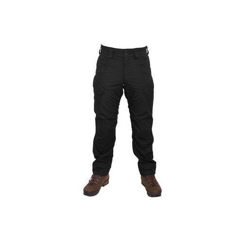 Bojówki męskie Classic KollteX czarne, kolor czarny