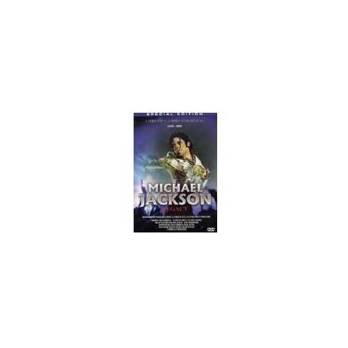 Michael Jackson - Legacy DVD. Najniższe ceny, najlepsze promocje w sklepach, opinie.
