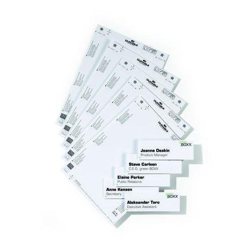 Durable Wkłady do info sign 4800 (149x52,5 mm) (4005546400761) - OKAZJE