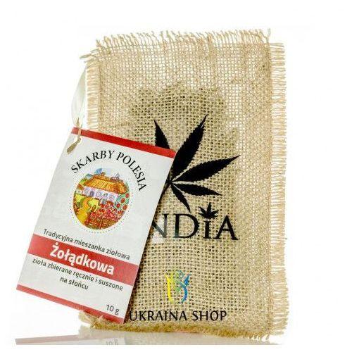 India cosmetics Herbata ziołowa żołądkowa, 50 g
