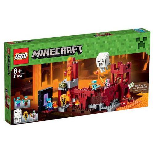 Lego MINECRAFT Minecraft the nethe fortress 21122