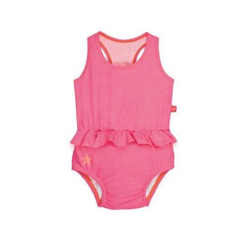 LÄSSIG Girls Strój kąpielowy light pink (4042183339474)
