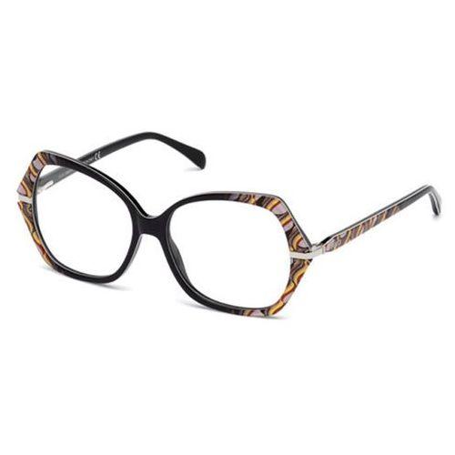Okulary korekcyjne ep5039 005 marki Emilio pucci